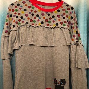 Disney Boutique Minnie Shirt